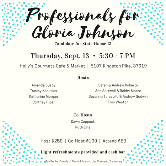 Professionals for Gloria
