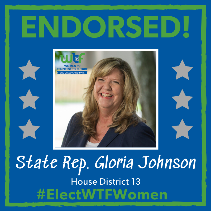 Endorsed Graphic - Johnson HD 13